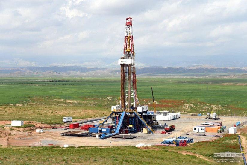 В Байсуне построят газохимический комплекс общей стоимостью $5,27 млрд