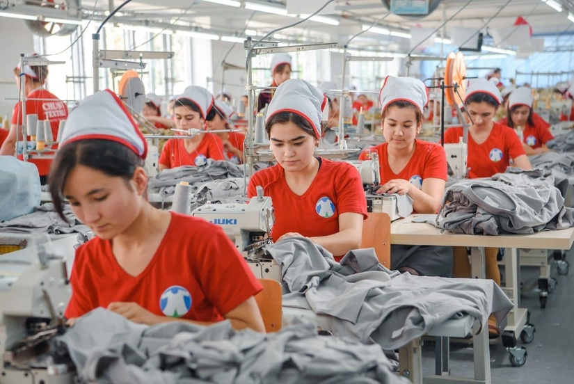 Germany Trade & Invest: в Узбекистане есть предпосылки стать центром текстильной промышленности
