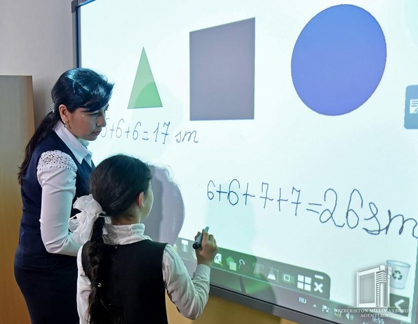10 школ в Ташкенте будут реконструированы, 40 школ капитально отремонтированы