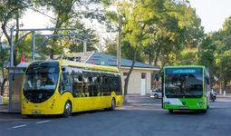 БМТ Тараққиёт Дастури ваГлобал экология жамғармаси Тошкентда электробуслар сотиб олишга 3,9 млн доллар ажратади