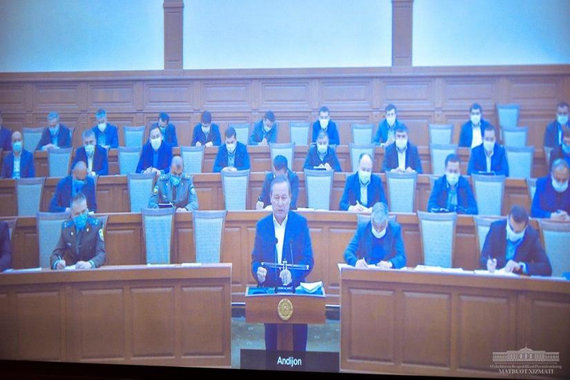 Узбекистан мобилизует резервы в аграрной отрасли