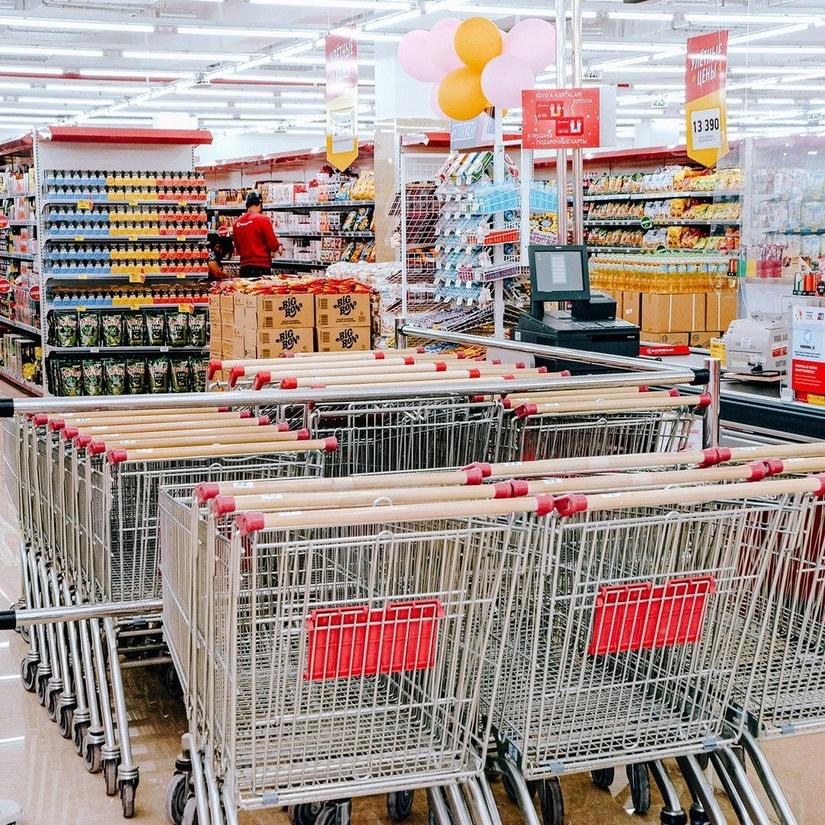 В июне инфляция продолжила замедление и составила -0,2%