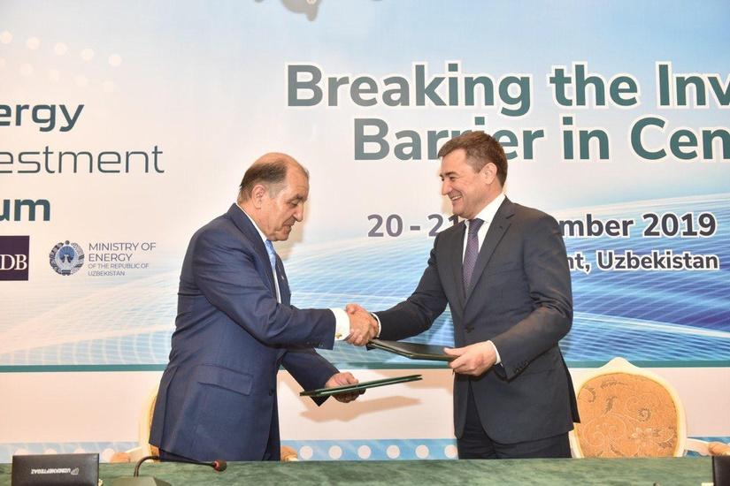 Саудовская ACWA Power построит в Узбекистане две электростанции мощностью более 2 ГВт