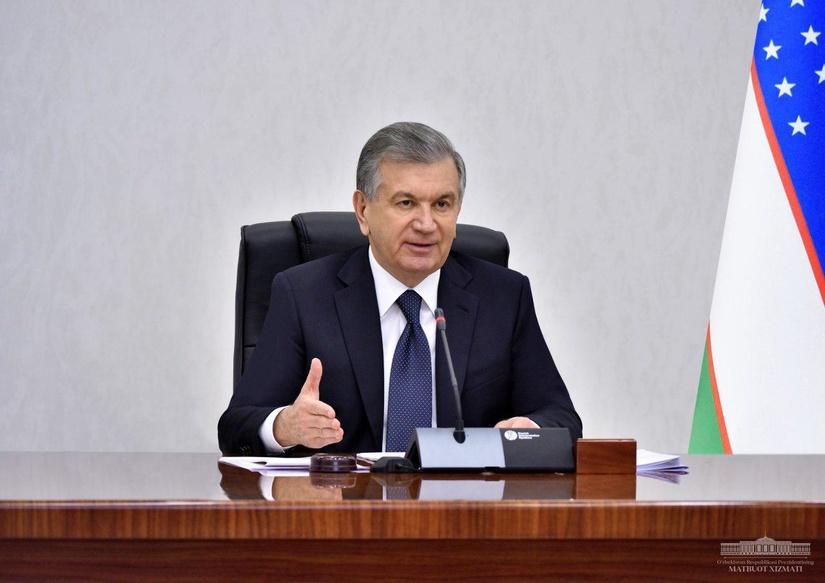 В условиях карантина можно нормализовать деятельность 70% предприятий — Шавкат Мирзиеев