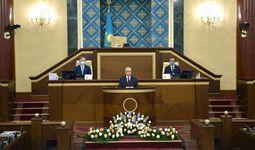 Президент Казахстана обратился с посланием к народу