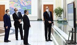 Toshkent shahrida 280 million yevro yo'naltirilgan oqartirilgan tunika ishlab chiqariladi