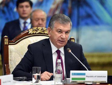 Президент Узбекистана признан в Кыргызстане «Человеком 2019 года»