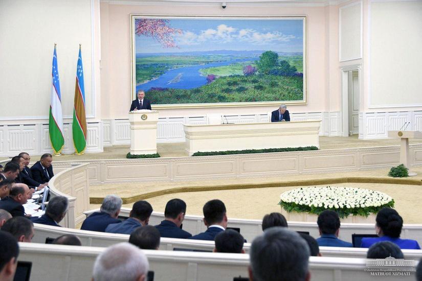 Районы Каракалпакстана получили профильный статус