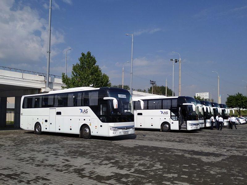 Из Ташкента запустили новые автобусные рейсы в 14 городов страны