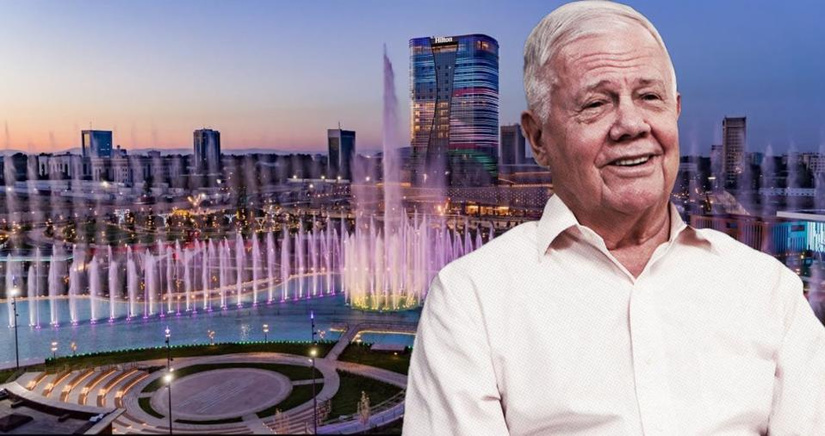 Глава Rogers Holdings Джим Роджерс нацелился на Узбекистан