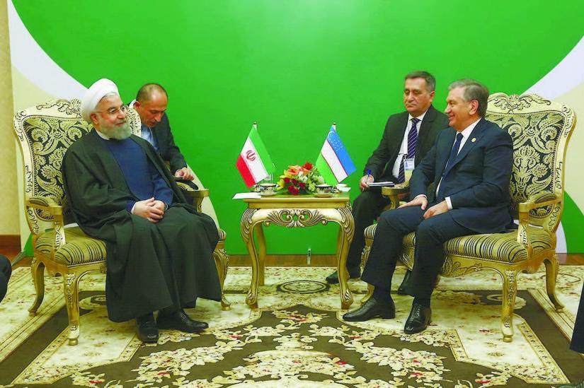 Иранский вектор экспорта