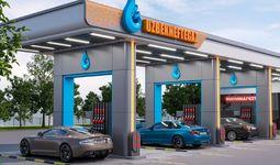 На автозаправках UNG начали продавать импортное дизельное топливо