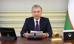 Shavkat Mirziyoyev Oliy Yevroosiyo iqtisodiy kengashi yig'ilishida ishtirok etdi
