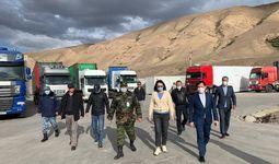 Узбекистан и Кыргызстан развивают транспортные маршруты