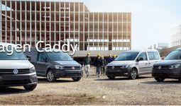 В Узбекистане начались продажи легкого коммерческого автомобиля Volkswagen Caddy