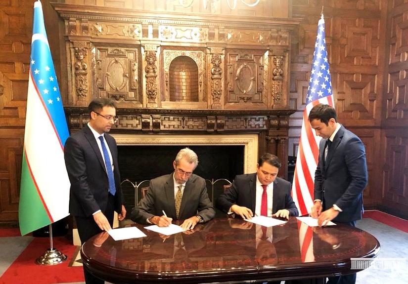 Oфис технической помощи США окажет содействие Министерству финансов Узбекистана