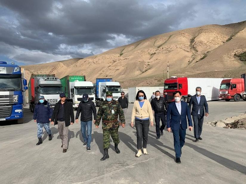 O'zbekiston – Qirg'iziston – Xitoy transport koridori salohiyatni oshirish choralari o'rganilmoqda