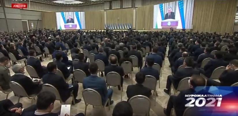 Президент 2021 йилда давлат компанияларини хусусийлаштириш шартларини эълон қилди