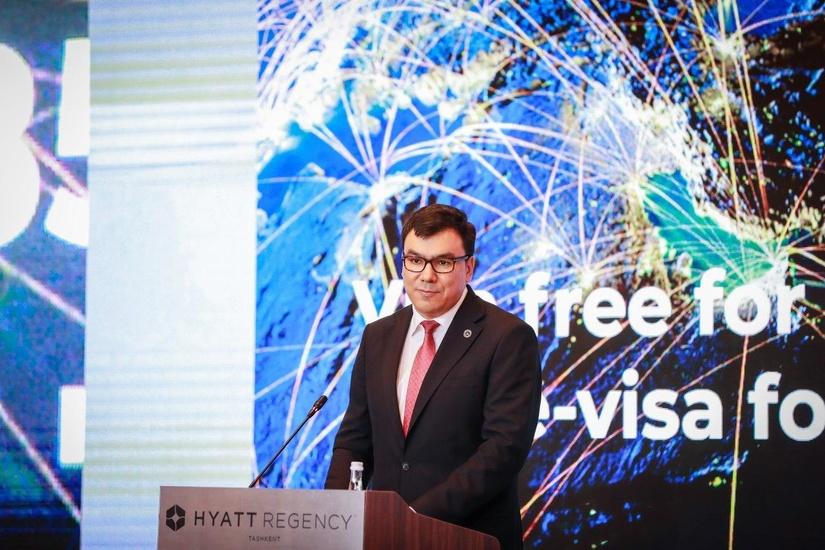 Азиз Абдухакимов о Послании Президента Узбекистана Олий Мажлису