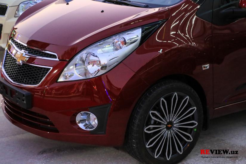 UzAuto Motors avtomobillarini Chevrolet brendi ostida eksportga chiqarishni boshlaydi