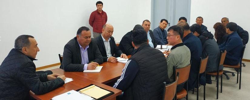 Первый узбекско-корейский текстильный технопарк готовится к открытию