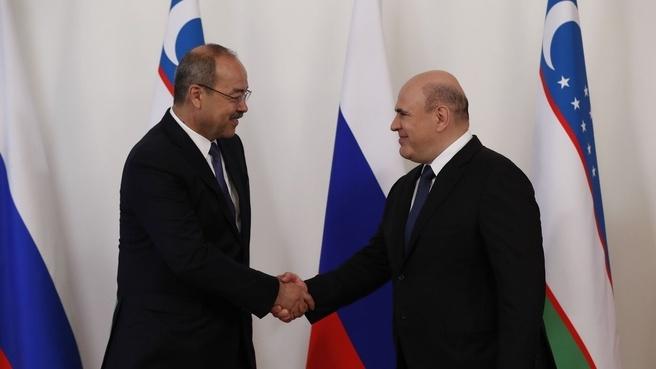 Михаил Мишустин: участие Узбекистана в ЕАЭС даст возможности для роста экономики страны