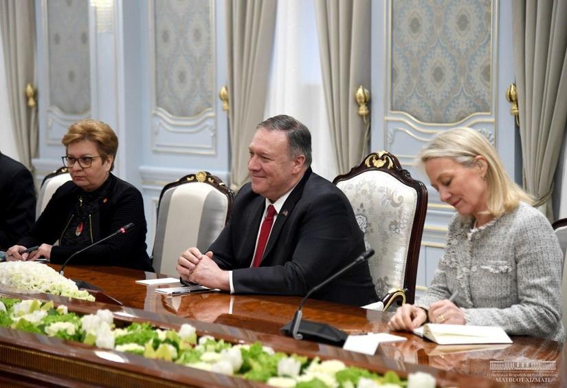 США окажут всестороннее содействие в процессе вступления Узбекистана в ВТО