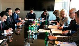 Узбекистан, США и Афганистан обсудили вопросы расширения торговли