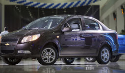 """Nexia 3"" автомобили ўтган йилнинг энг харидоргир модели бўлди"