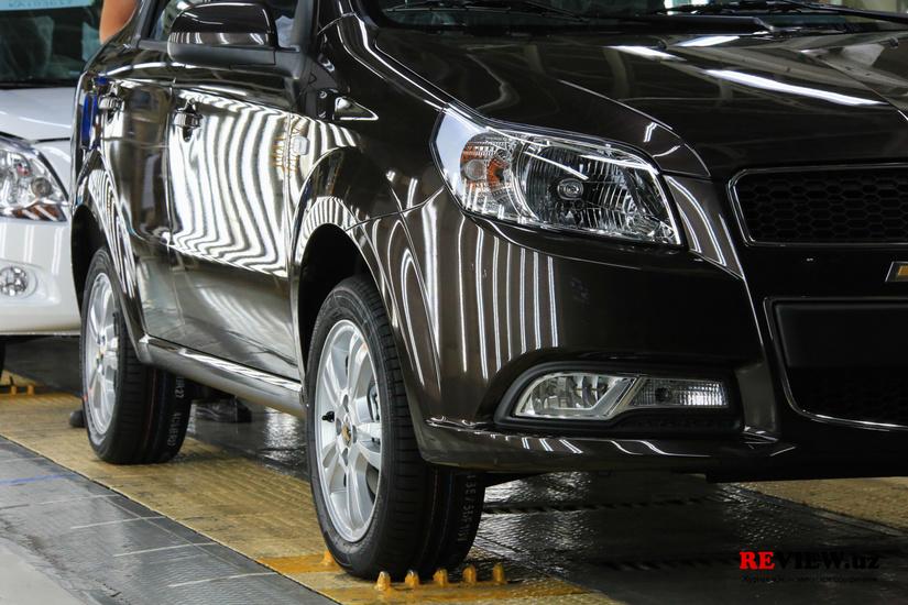 UzAuto Motors повысила цены на автомобили