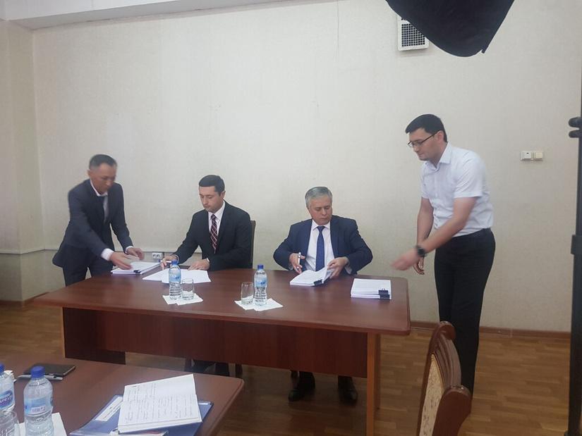 50 метеостанций будут установлены на станциях «Узгидромета» в регионах
