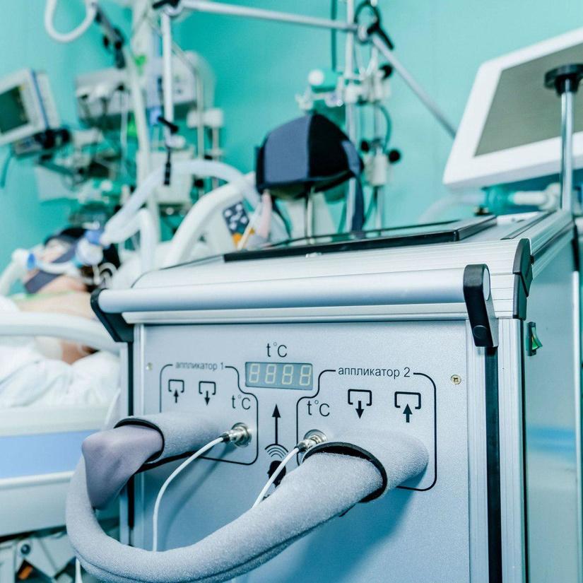 Российский аппарат, снижающий смертность при инсультах, проходит апробацию в Ташкенте