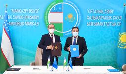 Премьер-министры Узбекистана и Казахстана дали старт строительству МЦТЭС «Центральная Азия» площадью 400 га