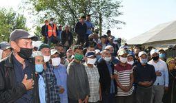 Sardobadagi toshqindan talafot ko'rgan aholi va tadbirkorlikning banklardan qarzi 6 oygacha uzaytirildi