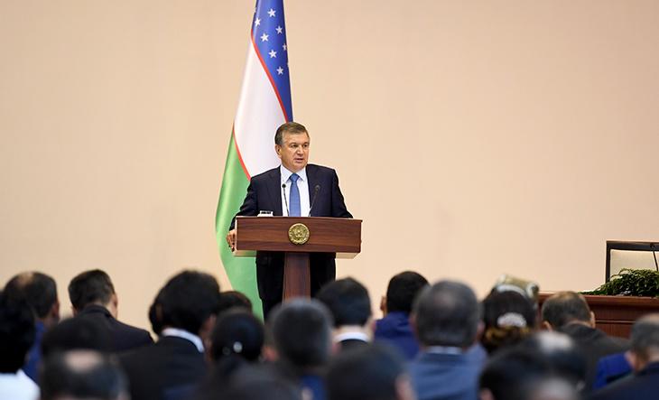 При Президенте Узбекистана создается Общественная палата