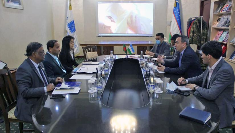 Бангладеш готов профинансировать проекты в текстильной отрасли Узбекистана