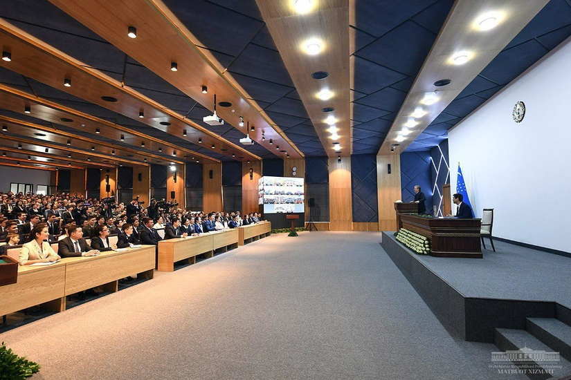 «2020 год станет поворотным в молодежной политике» — Шавкат Мирзиёев