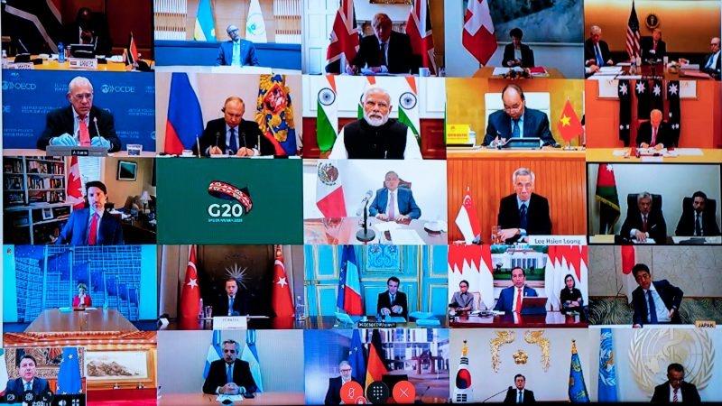 Страны G20 выделят $5 трлн на поддержку мировой экономики