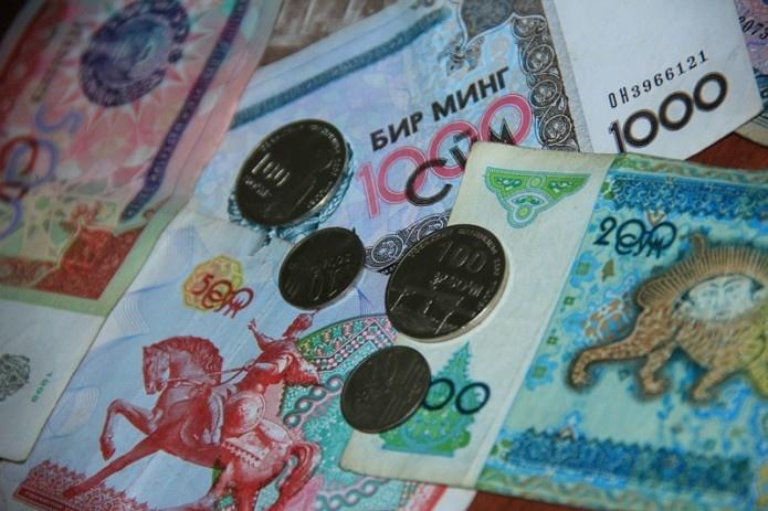 Купюры 200 и 500 сумов разрешено обменять в банках