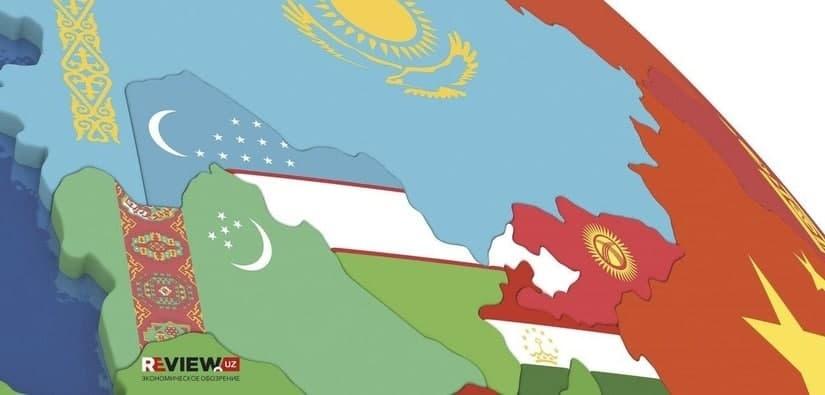 Звенья сотрудничества стран Центральной и Южной Азии