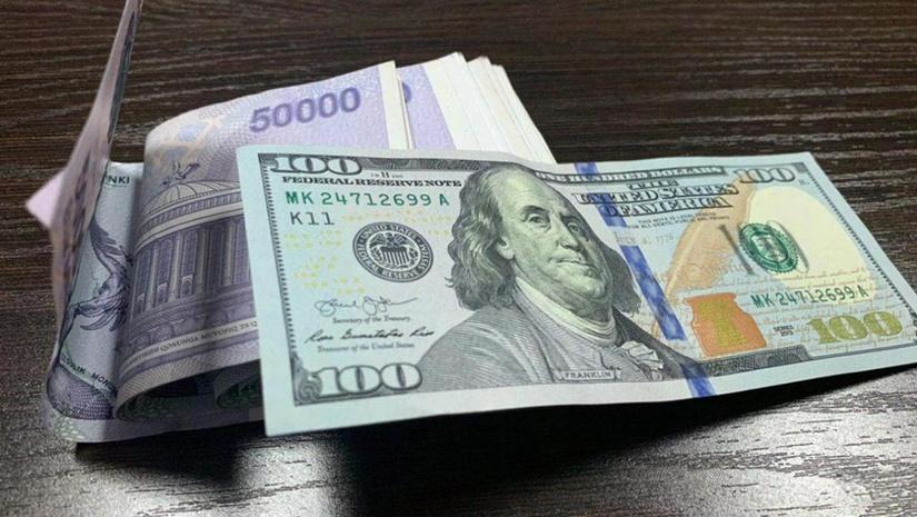 Тижорат банкларида ҳам доллар курси кўтарилди