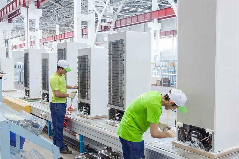Узбекистан увеличил экспорт бытовой техники
