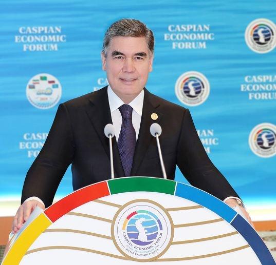 Туркменистан предложил создать «Инновационный город Каспия»