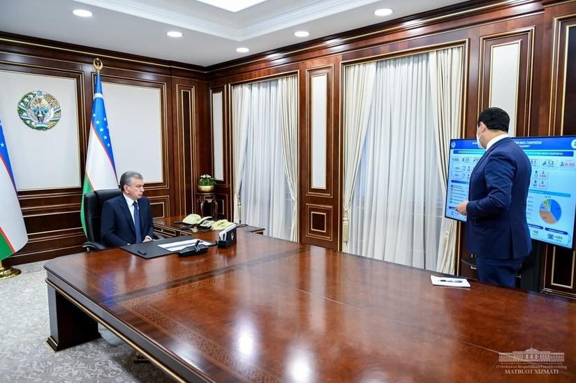 Узбекистан направит 1,6 триллионов сумов на инфраструктуру экономических и малых промышленных зон