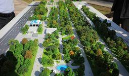 Хокимият Ташкента представил макет проект комплекса «Истиклол» (фото)