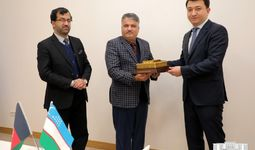 Кабул хочет стать побратимом Ташкента