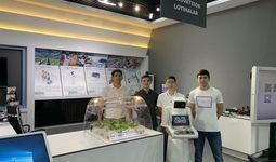 Студенты Туринского политеха создали универсальный робот NovAssistant