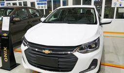 «Chevrolet Onix» автомобили нархлари очиқланди