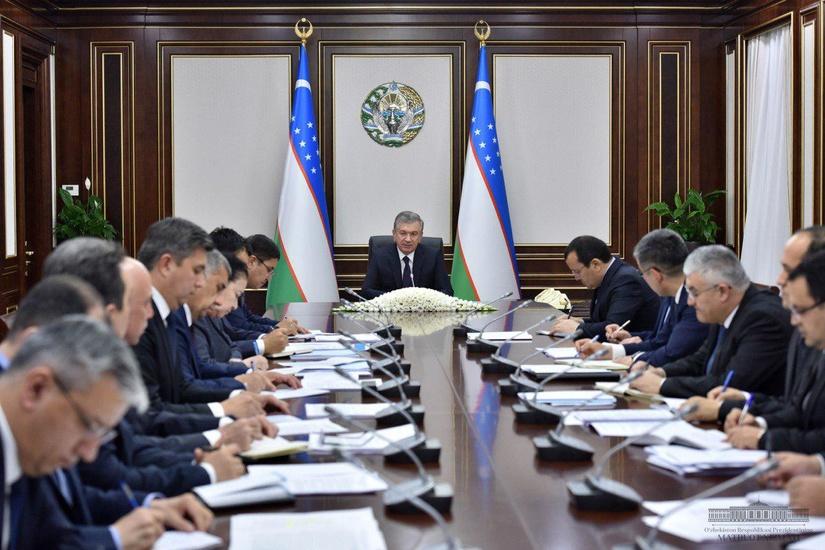 Президент поставил задачи по реформированию системы социальной защиты