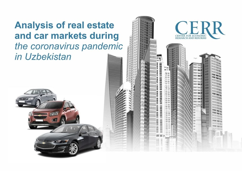Analysis of real estate and car markets during the coronavirus pandemic in Uzbekistan